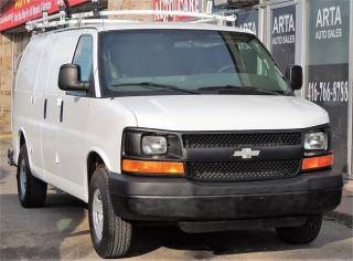 Used 2008 Chevrolet Express Cargo Van for sale in Etobicoke, ON