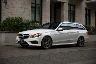 Used 2015 Mercedes-Benz E-Class E400 4MATIC for sale in Vancouver, BC