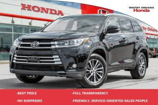Used 2017 Toyota Highlander XLE (AT) for sale in Whitby, ON
