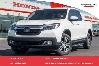 Used 2017 Honda Ridgeline EX-L (AT) for sale in Whitby, ON