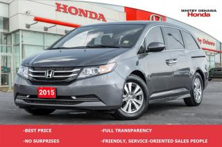 Used 2015 Honda Odyssey EX (AT) for sale in Whitby, ON