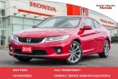Used 2015 Honda Accord EX-L-NAVI V6 for sale in Whitby, ON