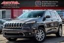 Used 2016 Jeep Cherokee Limited 4x4 LuxuryPkg Pano_Sunroof Nav HeatedFrSeats 18