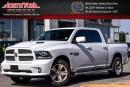 Used 2014 Dodge Ram 1500 Sport|4x4|Crew|R_Start/Alarm,Prem.Sound,Convi.Pkgs|Nav|20
