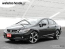 Used 2015 Honda Civic Si Sold Pending Customer Pick Up...Back Up Camera, Navigation, and More!!! for sale in Waterloo, ON