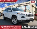 Used 2016 Jeep Cherokee North ACCIDENT FREE! for sale in Abbotsford, BC