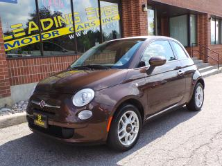 Used 2014 Fiat 500 C Pop Convertible for sale in Woodbridge, ON