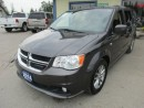 Used 2014 Dodge Grand Caravan LOADED 30TH ANNIVERSARY EDITION 7 PASSENGER 3.6L - V6.. CAPTAINS.. STOW-N-GO.. LEATHER TRIM.. REAR A/C.. U-CONNECT SYSTEM.. for sale in Bradford, ON