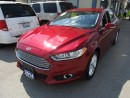 Used 2014 Ford Fusion LOADED SE EDITION 5 PASSENGER 1.5L - ECO-BOOST.. LEATHER.. HEATED SEATS.. SYNC TECHNOLOGY.. BLUETOOTH SYSTEM.. for sale in Bradford, ON