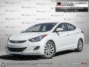 Used 2013 Hyundai Elantra GL for sale in Nepean, ON
