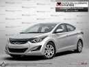 Used 2015 Hyundai Elantra GL for sale in Nepean, ON