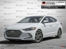 Used 2017 Hyundai Elantra Limited for sale in Nepean, ON