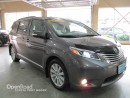 Used 2017 Toyota Sienna Limited - Navigation, Rear Entertainment System, Backup Camera for sale in Port Moody, BC