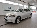 Used 2013 Lexus GS 350 AWD 6A for sale in Edmonton, AB