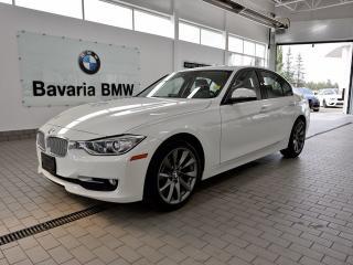 Used 2013 BMW 320i xDrive Sedan for sale in Edmonton, AB