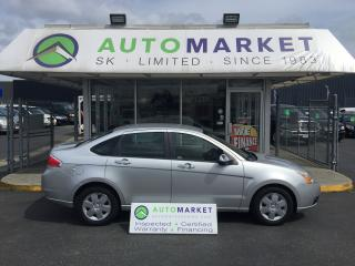 Used 2010 Ford Focus SE Sedan FINANCING FOR ALL CREDIT! for sale in Langley, BC