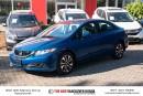 Used 2014 Honda Civic Sedan EX CVT for sale in Vancouver, BC