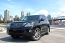 Used 2011 Lexus LX 570 Luxury SUV 6A for sale in Vancouver, BC