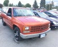Used 1991 Chevrolet Silverado 1500 2WD Reg Cab for sale in Coquitlam, BC