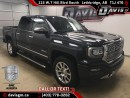 New 2017 GMC Sierra 1500 Denali, 6.2L V8, Navigation, Sunroof, heated/Cooled Leather for sale in Lethbridge, AB