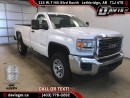 New 2018 GMC Sierra 3500 HD 40/20/40 Split Bench Seat, 6.0L V8, Android/Apple Carplay for sale in Lethbridge, AB