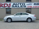 Used 2007 Lexus ES 350 ONLY 78000KM,1 OWNER for sale in Hamilton, ON