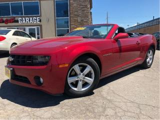 Used 2013 Chevrolet Camaro 2LT SOFTTOP HUD LEATHER for sale in St Catharines, ON