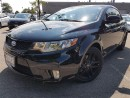 Used 2012 Kia Forte Koup 2.4L SX-Super clean-Certified for sale in Mississauga, ON