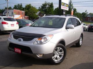 Used 2010 Hyundai Veracruz GL for sale in Kitchener, ON