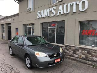 Used 2006 Chevrolet Malibu LS for sale in Hamilton, ON