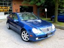 Used 2004 Mercedes-Benz C230 Kompressor Sport 1.8L,Leather , Panoramic,CERTIFED for sale in Concord, ON
