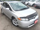 Used 2006 Honda Civic EX/AUTO/SUNROOF/ALLOYS/LOW LOW LOW KMS/LIKE NEW for sale in Pickering, ON
