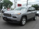 Used 2016 Jeep Cherokee SPORT 4X4 for sale in London, ON