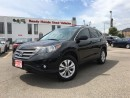 Used 2014 Honda CR-V EX-L - Leather - Roof - Rear Camera for sale in Mississauga, ON
