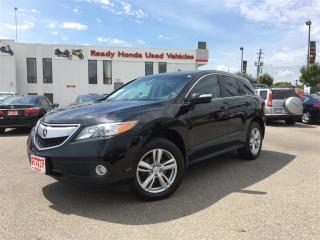 Used 2015 Acura RDX AWD for sale in Mississauga, ON