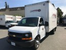 Used 2015 Chevrolet Express 3500 16' Box Truck for sale in Langley, BC