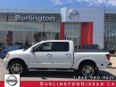 Used 2015 Nissan Titan SL 4X4 Crew Cab, ACCIDENT FREE ! for sale in Burlington, ON
