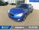 Used 2010 Hyundai Genesis Coupe 2.0T Premium 2dr Rear-wheel Drive for sale in Edmonton, AB