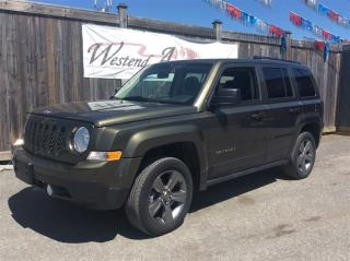 Used 2015 Jeep Patriot High Altitude for sale in Stittsville, ON