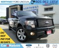 Used 2011 Ford F-150 FX4 | REAR CAMERA | TONNEAU COVER | SUPER CAB | for sale in Brantford, ON