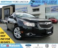 Used 2012 Chevrolet Cruze LS | SAT RADIO | MANUAL | BLUETOOTH | for sale in Brantford, ON