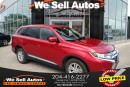 Used 2017 Mitsubishi Outlander ES *HTD SEATS *REARVIEW CAM *ECO MODE for sale in Winnipeg, MB