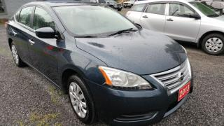 Used 2013 Nissan Sentra for sale in Kars, ON