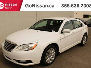 Used 2013 Chrysler 200 LX 4dr Sedan for sale in Edmonton, AB