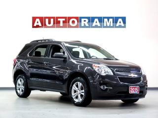Used 2015 Chevrolet Equinox 4WD BLUETOOTH NAVI BACKUP CAM for sale in North York, ON