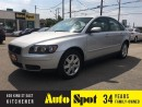 Used 2006 Volvo S40 2.4L/LOW,LOW KMS!/ BEAUTFIFUL CAR!! for sale in Kitchener, ON