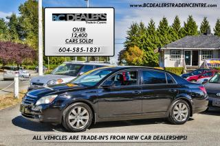 Used 2005 Toyota Avalon Touring, Leather, Sunroof, Loaded and Rare! for sale in Surrey, BC