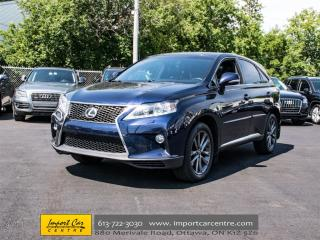 Used 2014 Lexus RX 350 F Sport for sale in Ottawa, ON