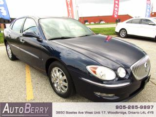 Used 2009 Buick Allure CXL - LEATHER - 3.8L for sale in Woodbridge, ON