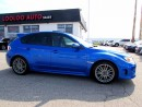 Used 2013 Subaru WRX STI SPORT-TECH NAVIGATION CAMERA CERTIFIED WARR for sale in Milton, ON